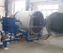 laboratory induction type vacuum graphitization furnace for graphite powder