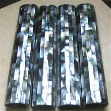 New Zealand Black lip mother of pearl shell mosaic ceramic tile for wall and flooring