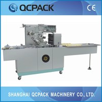 BTB-300B cellophane film packing equipment for wafer biscuit Manufacturer China