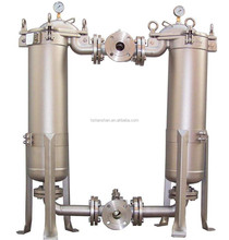 Stainless Steel Duplex Size #2 Bag Filter