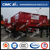 CIMC HUAJUN 3axle Lowbed Semi-Trailer-Concave-Beam with Sliding Ramp