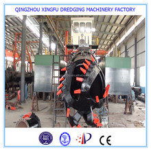 Waterway Deepening Dredger Ship/River Cleaning Dredger