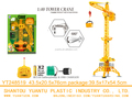 RC Tower Crane Popular Radio control 1:40 scale engineering vehicle truck toys set