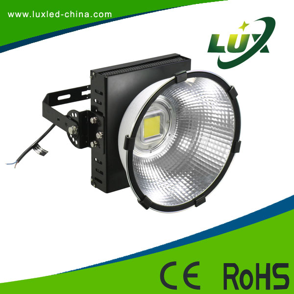 3000 lumen led flood light 2014 new products high power CREE or bridgelux MEAN WELL driver