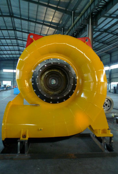 hydropower equipment water turbine generator small