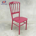 High quality furniture new hot sale wedding wood chair strong dining chairs