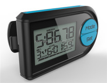 Manufacturer 3D Usb Pedometer With Step Distance Calories