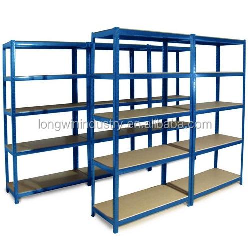 Modular Industrial Shelving System,Metal Shelving - Buy Shelving ...