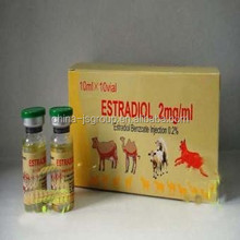 Estradiol Benzoate injection 0.2% for livestock