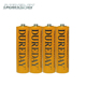 Carbon zinc battery 1.5v r03p aaa um4 dry battery for toy car