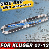 TOYOTA KLUGER HIGHLANDER SIDE BAR/SIDE STEP 2007-2013