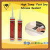 New Brand Silicone High Temp. Fast Dry Silicone Sealant