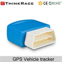 Latest avl vehicle gps tracker with overspeed movement alert Thinkrace smart tracker VT200 supports 3g