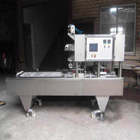 Automatic Packaging Machine Vacuum Food Tray