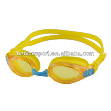 2016 the best cartoon swimming goggles, kids swim goggle(CF-6603)