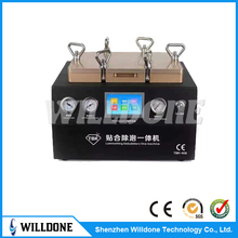 All in One 12 inch Vacuum OCA Laminating Machine Adhesive Remover Debubbler Integrated LCD Repair Machine
