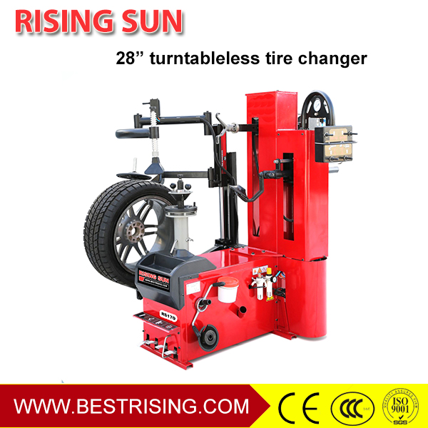 220V factory direct sale tire changer with CE