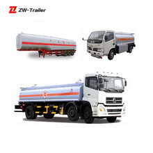 Low Price Sinotruk HOWO fuel tank truck oil Truck 6*4 for Sale oil tank truck dimension