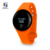 Wholesale Price Promotion Touch Custom Silicone LED Watch With Silicone Strap