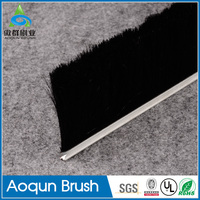 Environmentally friendly horse hair industry rope wash brush