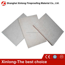Imitation wood fire rated board glass magnesite sheet for china supplier