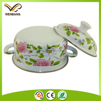 tramontina enamel kitchen cookware set made in China