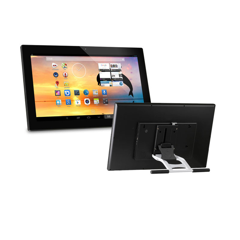 Digital signage touch screen 27 inch andriod 5.1 quad core rugged tablet