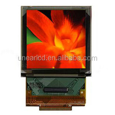 1.46 inch 128*128 full color flexible oled light panel UNOLED50080