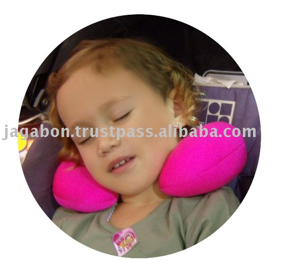 Baby softeeze a neck support cushion for toddlers