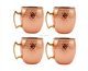 Moscow Mule Copper Mug Copper Plated Stainless Steel Mug Beer Drinking Mug