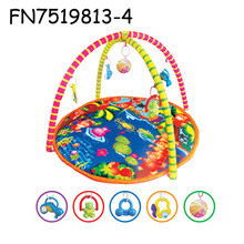 Hot selling large baby non-toxic play mats for sale cheap gymnastic mats for babies FN7519813-4