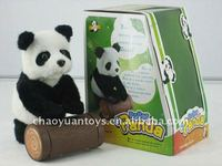 Likely battery operated lint panda toy BC0839777-61B
