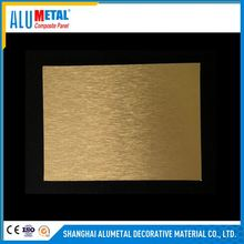 a2 grade fireproof aluminum composite metal panel technical specification,