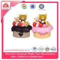 ICTI Manufacturer Supply Pvc Bear Toy