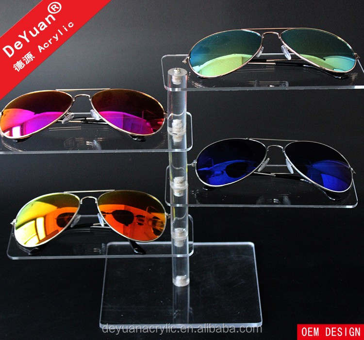 Custom Sunglass Case Holder New Stylish Eyeglass Display