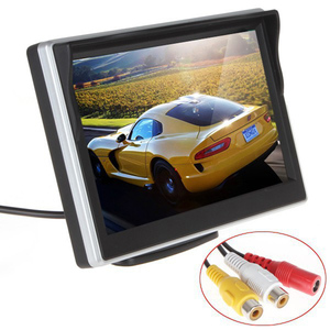 Hot Sale 5 Inch Car TV Monitor or 5 Inch Rear View Car Monitor