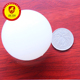 Factory Wholesale silicon rubber ball food grade white black colored bouncing ball