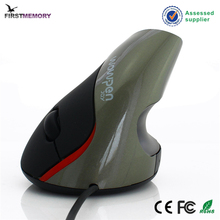 New Here computer hardware and software waterproof Wired Vertical mouse for sale