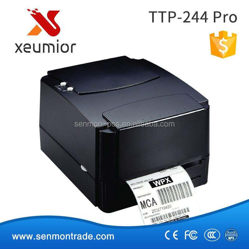 TSC TTP-244 pro Hot Selling Thermal Transfer Label Printer TSC Barcode Printer
