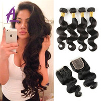 Wholesale Indian remy hair in Indian , 100 unprocessed remy Human Hair extensions natural raw Indian hair