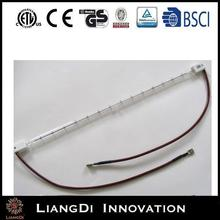 Liangdi infrared heat lamps 100w halogen lamp