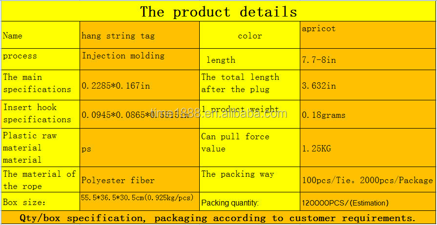 2015 GZ-Time Factory polyester hangs the string tags with fiber,product fiber hangs the string tags