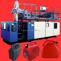 semi automatic stretch pet blowing machines