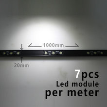 5730 5630 Injection led Modules strip High Bright Waterproof IP65 LED Module Advertising Store front Window Lighting