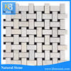 Hot sale micro crystal pure white polished marble tiles