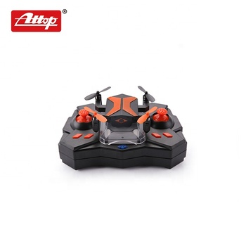 Attop mini remote control toy foldable camera drone with altitude hold