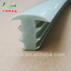 T Shape Green Silicone Rubber Seal