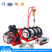ST 630/315 HDPE Hydraulic butt fusion welding machine /PE pipe welding machine /Poly welders