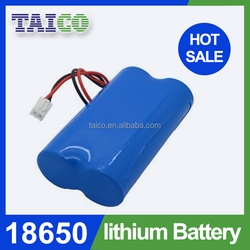 Rechargeable 2s1p 7.4v 2200mah li ion battery pack