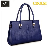 Genuine leather handbag/leather handbag patterns free/beautiful girl leather handbags